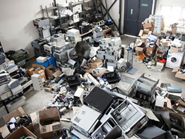 Room-full-of-waste-Electronics-Recycling-Indianapolis-Computers