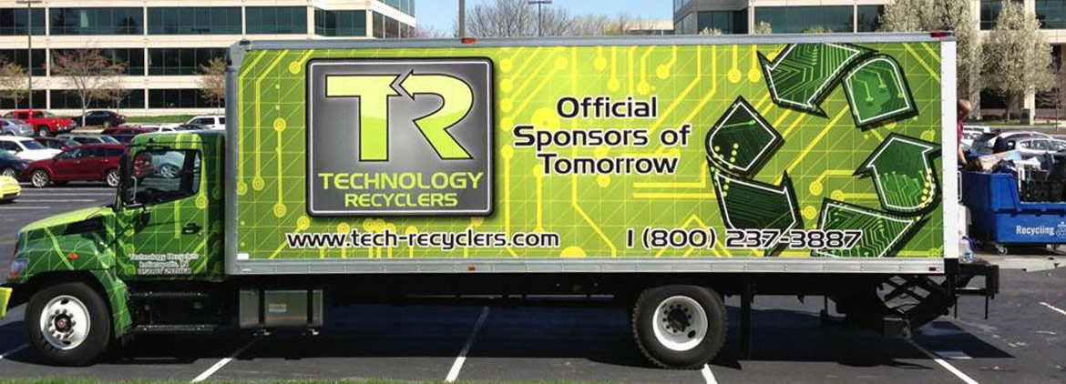 truck-Electronics-Recycling-Indianapolis-Computers