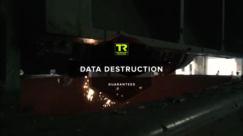 Computer electronics recycling indianapolis complete data destruction